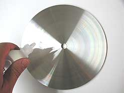 How to Charge Metal Polishing Laps with Diamond